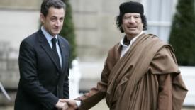 Sarkozy in stato di fermo per i soldi di Gheddafi