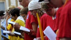 Un dialogo senza anestesia, il papa ai giovani