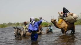 Mobilitazione per salvare il lago Ciad