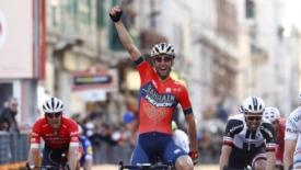 Nibali, trionfo da leggenda alla Milano-Sanremo