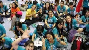In viaggio con i giovani dell'Asia