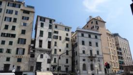 Il vescovo della gente di Genova