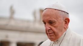 Il papa: mai più abusi