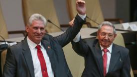 Miguel Díaz-Canel è il nuovo presidente