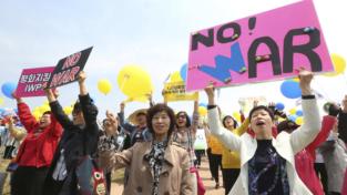Attesa di pace in Corea