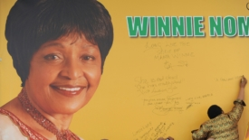 Winnie Mandela e la storia del Sudafrica
