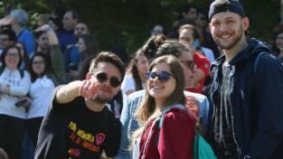 Migliaia di giovani per il Genfest Italia