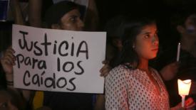 Ortega nel mirino dei manifestanti