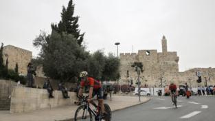 Il Giro d'Italia in Israele