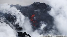 La lava del Kilauea