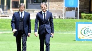 Nazionale, comincia l'era di Roberto Mancini