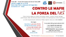 CONTRO LE MAFIE LA FORZA DEL NOI_Torino 11 maggio