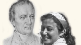 Antonio Rosmini e Chiara Lubich