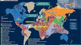 La geopolitica del caos: economia di guerra o di pace?
