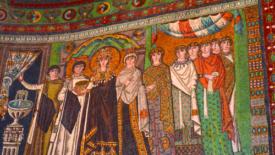 Ravenna, la luce dei mosaici