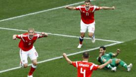 I Mondiali iniziano nel segno della Russia