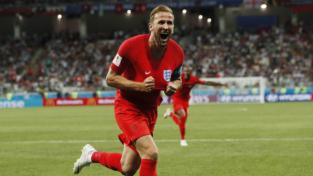 Kane salva l'Inghilterra al fotofinish: 2-1 alla Tunisia