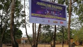 Fare il giornalista in Burkina Faso