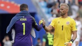 Danimarca-Australia 1-1, si decide nell'ultima giornata