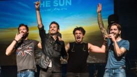 The Sun: i frutti di un cammino