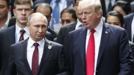 Nuovi legami tra Russia, Cina e Medio Oriente
