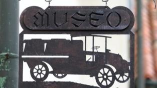 Il museo dei cimeli restaurati dai pensionati