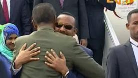 Etiopia ed Eritrea si riconciliano