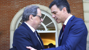 Spagna: contatti Stato-Generalitat