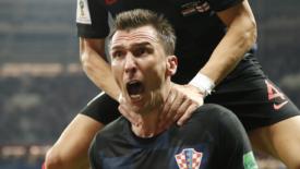 L'orgoglio della Croazia, l'amara delusione dell'Inghilterra