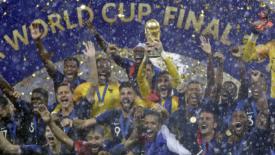 Mondiali: vince la Francia multietnica