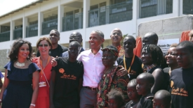 Obama in Kenya, non solo una visita di cortesia