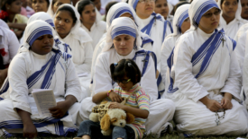 Traffico di bambini nelle case di Madre Teresa?