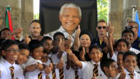 I 100 anni di Nelson Mandela