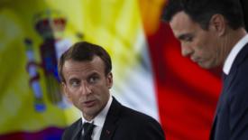 Macron iberico