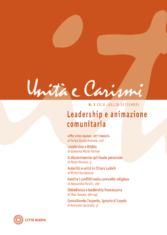 Leadership e animazione comunitaria