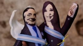 Un autista inchioda il governo dei Kirchner