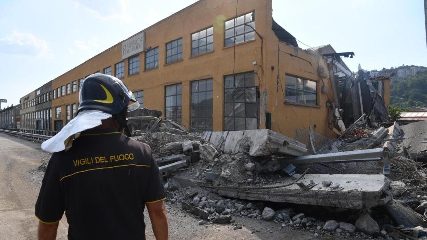 Il sindaco Bucci: Genova uscirà più forte dalla tragedia