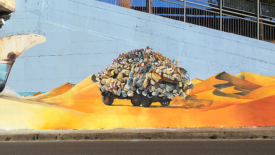 Street art: l'arte di Smoe