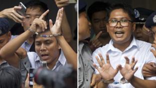 Giornalisti nel mirino in Myanmar