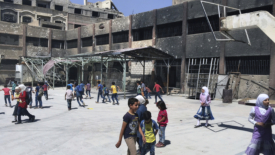 Siria: dopo la guerra si ricostruisce