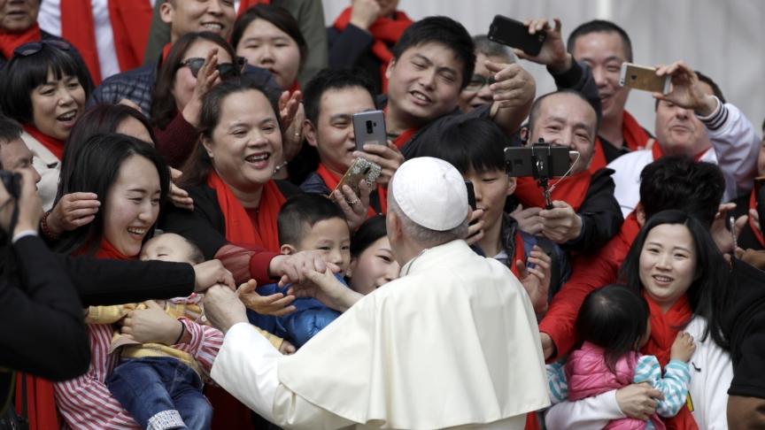 Storico accordo fra Vaticano e Pechino