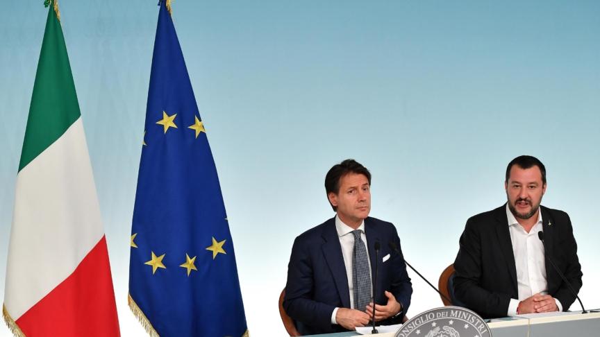 Scontro sul #decreto Salvini