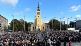 Dio e i giovani nell'agnostica Lettonia