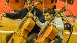L'Orchestra Esagramma a LoppianoLab