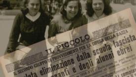 Trieste e le leggi sulla razza del '38