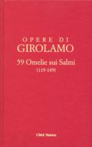 Copertina 59 Omelie sui Salmi (119-149) – Omelie sui Salmi-seconda serie