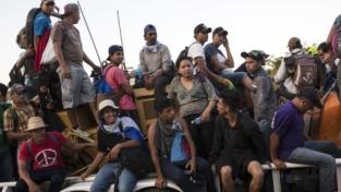 Gli Usa minacciati da settemila migranti?