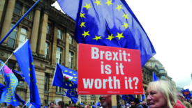 Mito e realtà della Brexit