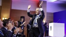 Figc, Gabriele Gravina è il nuovo presidente