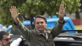Bolsonaro presidente del Brasile